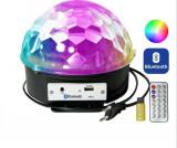 Glob Disco Pentru Petreceri Cu Bluetooth Si Telecomandă