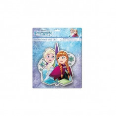 Sticker de perete cu led Frozen SunCity