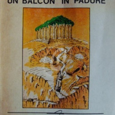 Un balcon in padure (Ed. Edinter)