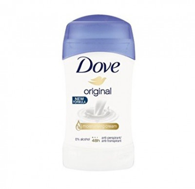 Deodorant antiperspirant stick Dove Original 48h 40ml foto