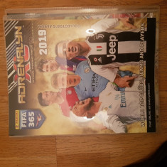 Binder gol, cartonase Adrenalyn, FIFA 365 2019 coperti originale