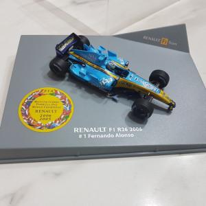 macheta renault f1