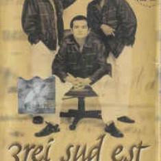 Set 3rei Sud Est - integrala casete audio, originale