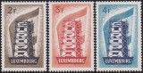 LUXEMBURG 1956 - EUROPA CEPT - UNC, Nestampilat