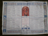 Calendar crestin ortodox 1983 Episcopia Oradea