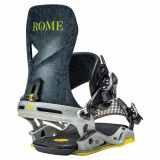 Cumpara ieftin Legaturi snowboard Rome Vice Grey Lines 2021