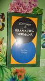 Exercitii de gramatica fermana / cu cheia exercitiilor 479pagini- Abager