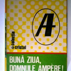 Tomas Borec - Buna ziua, domule Ampere!