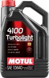 Ulei motor Motul 4100 Turbolight 10W40 5L 4100 TURBOLIGHT 10W40 5L