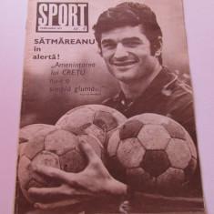 Revista SPORT-nr.4/02.1972