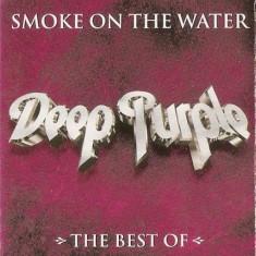 Caseta Deep Purple – Smoke On The Water - The Best Of - , originala, holograma