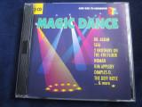 various - Magic Dance _ 2 CD _ ZYX (1991, Germania)