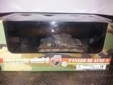 Macheta Panzer III AUSF.N 15.Panzer Division Afrikakorps - 1943 1:72 PANZERSTAHL