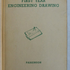 FIRST YEAR ENGINEERING DRAWINGS , 1950