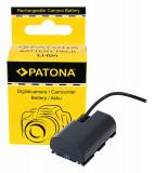 Adaptor acumulator Input D-TAP pt Canon LP-E6N XC10 EOS R EOS 80D 7D 70D 6D 60D, PATONA