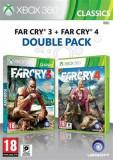 Far Cry 3 & Far Cry 4 Double Pack Xbox360