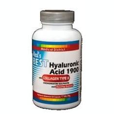 Best Hyaluronic Acid 1900 Medical District 60cps Cod: medical 8