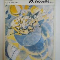 EXPOZITIE DE PICTURA BRADUT COVALIU DIN MAI 1974 DE LA SALA DALLES