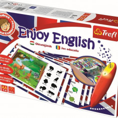 Joc Invata Engleza cu stilou electronic