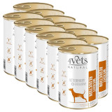 Cumpara ieftin 4Vets Natural Veterinary Exclusive WEIGHT REDUCTION 12 x 400 g