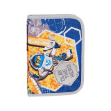 Cumpara ieftin Penar neechipat, cu extensie, LEGO Core Line - design bleu Nexo Knights