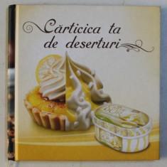CARTICICA TA DE DESERTURI