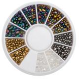 Strasuri Unghii Heavenly Pebbles - Carusel Pietricele Unghii