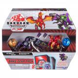 Set 4 Bakugan Armored Alliance, Trox, Pegatrix, 20122677