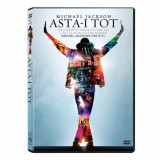 DVD DOCUMENTAR - MICHAEL JACKSON - ASTA-I TOT, Romana, columbia pictures