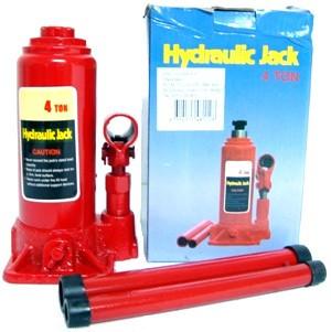 Cric auto hidraulic 4 Tone deschidere 19-35cm Kft Auto