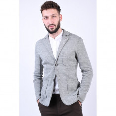 Sacou Casual Jack&Jones Shot Light Grey Melange