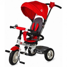 Tricicleta Pliabila Urbio Air Rosu