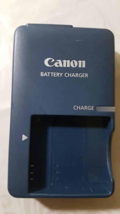 Incarcator foto Canon CB-2LVE G / baterie NB-4L