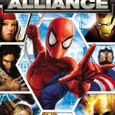 Marvel Ultimate Alliance  - PSP [Second hand], Actiune, 12+, Single player