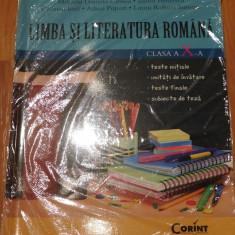 Limba si literatura romana cls. a X-a de Mihaela Cirstea, Clasa 10