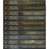 Seria Ultimul regat (completa, 10 vol.) - Bernard Cornwell
