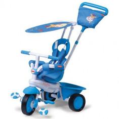 Tricicleta 3 in 1 Elite Albastra