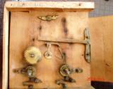Mecanism  vechi     de  ceas