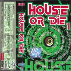 Vand Caseta -House or Die 1-, originala, holograma