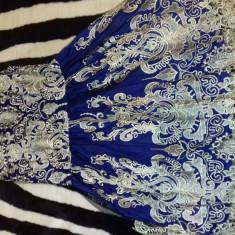 Rochie elegantă, Albastru, 0 luni