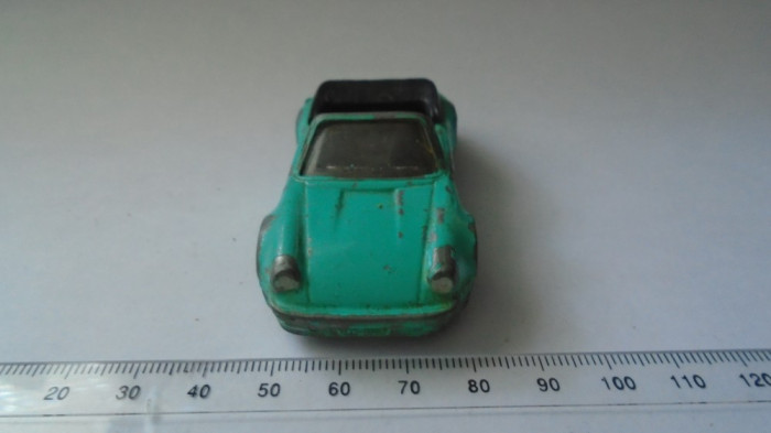bnk jc  Siku - Porsche 911 Turbo Cabrio