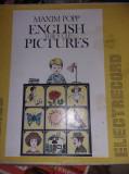 maxim popp english through pictures,5 discuri vinyl lp invatam engleza,T.GRATUIT