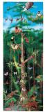 Meliss&Doug Puzzle De Podea Padurea Tropicala 100 Pcs, Melissa & Doug