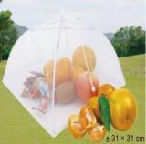 Cumpara ieftin Umbrela din Plasa Pentru Alimente, Protejeaza de Insecte, 31x31cm