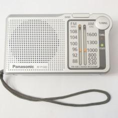 Aparat radio portabil Panasonic RF-P150D cu difuzor intern