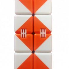 Cub Rubik Infinity 2x2 antistres Portocaliu