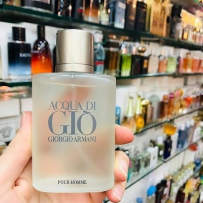 Parfum Original Tester Armani - Acqua Di Gio foto
