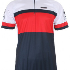CS-03 Tricou ciclism alb XL