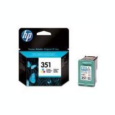 Cartus Color Vivera Nr.351 CB337EE 3,5ml Original HP Officejet J5780