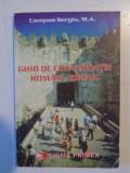 GHID DE CONVERSATIE ROMAN - EBRAIC de CAMPUS SERGIU , 1998